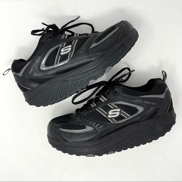 Shape Ups Black Athletic Walking | Poshmark